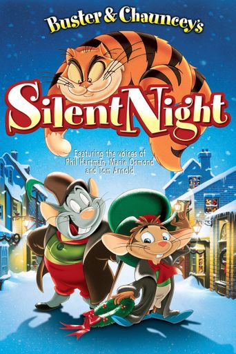 Buster & Chauncey's Silent Night Poster