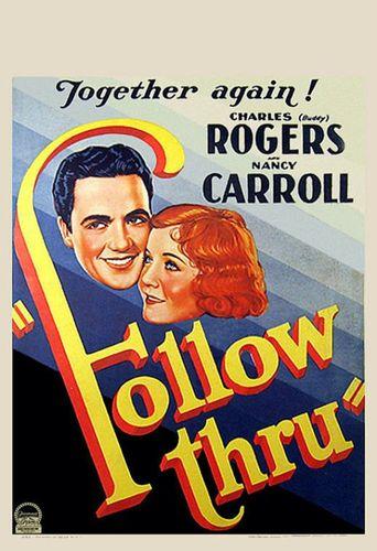 Follow Thru Poster