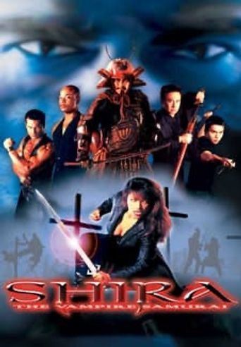 Shira: The Vampire Samurai Poster
