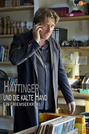 Hattinger und die kalte Hand Poster