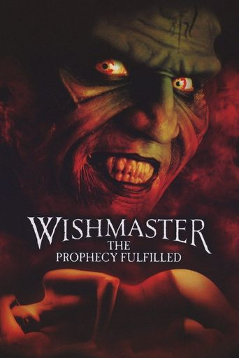 Watch Wishmaster 4: The Prophecy Fulfilled