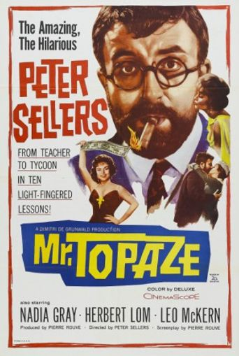 I Like Money Poster