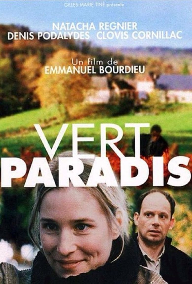 Green Paradise Poster