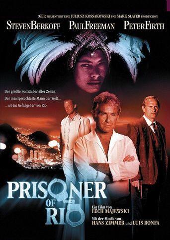 Prisoner of Rio Poster