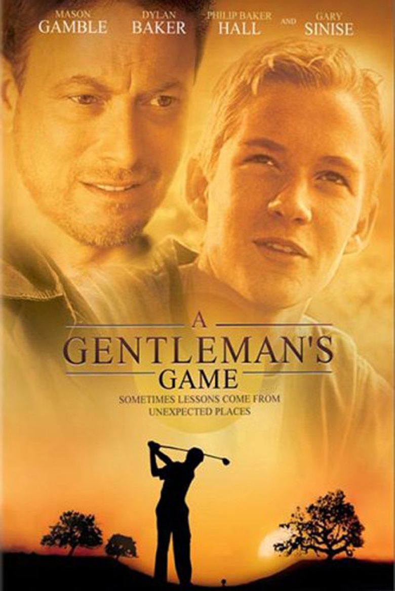 A Gentleman's Game Poster