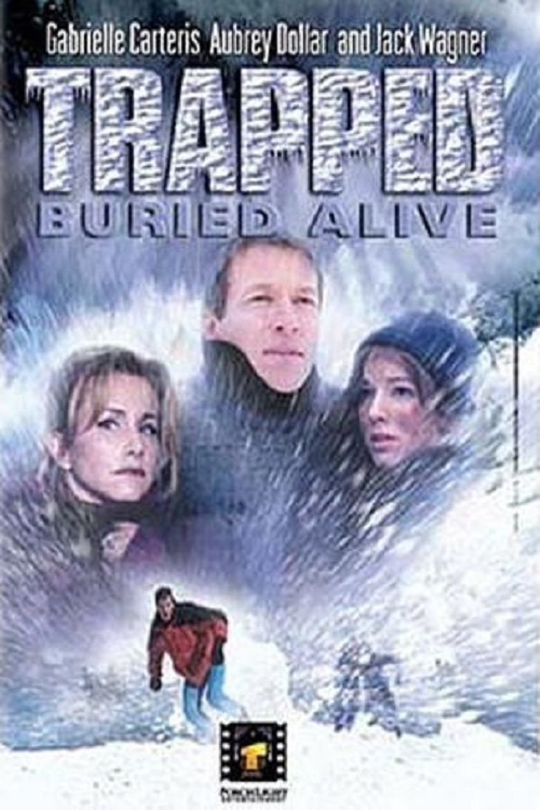Trapped Buried Alive Poster