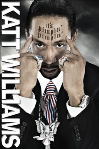Katt Williams: It's Pimpin Pimpin Poster