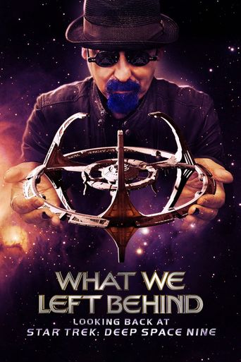What We Left Behind: Looking Back at Star Trek: Deep Space Nine Poster