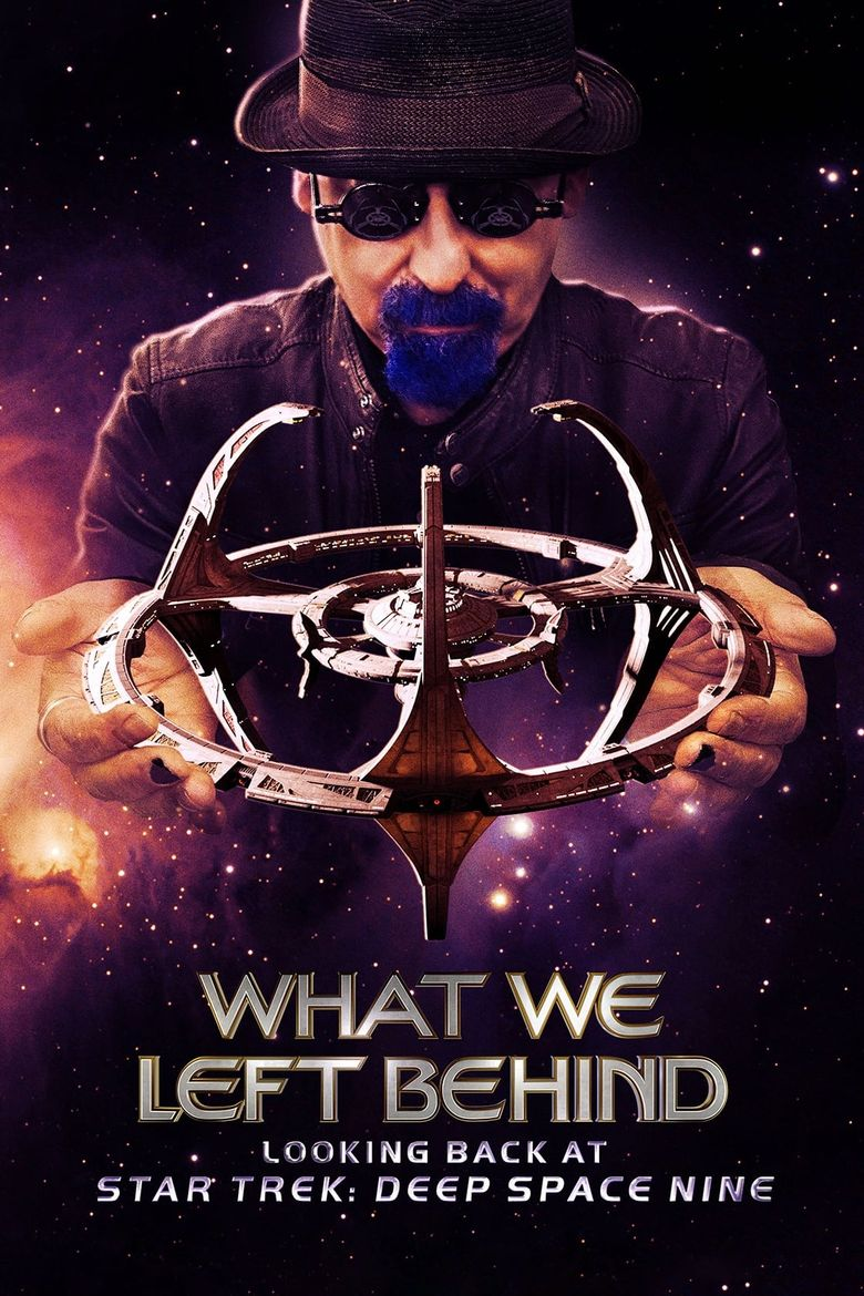 What We Left Behind: Looking Back at Star Trek: Deep Space Nine Poster