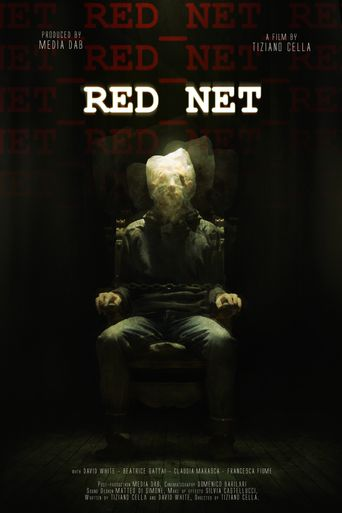 Red Net Poster