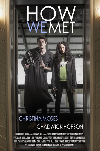 How We Met Poster