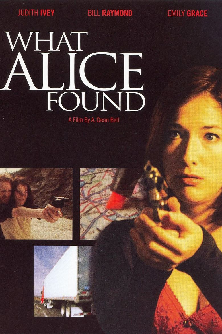 What Alice Found Poster