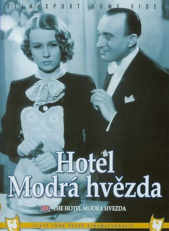 The Blue Star Hotel Poster