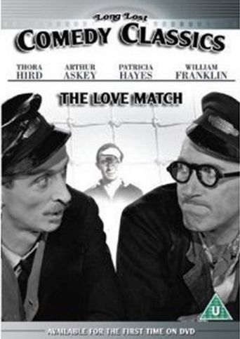 The Love Match Poster