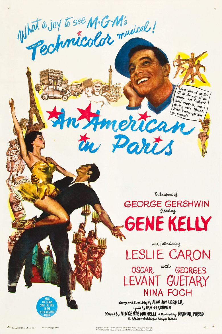 Watch An American in Paris