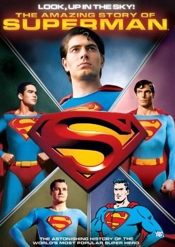 Look, Up in the Sky: The Amazing Story of Superman Poster