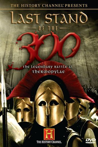 Last Stand of the 300 Poster