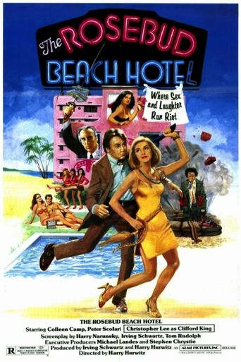 The Rosebud Beach Hotel Poster