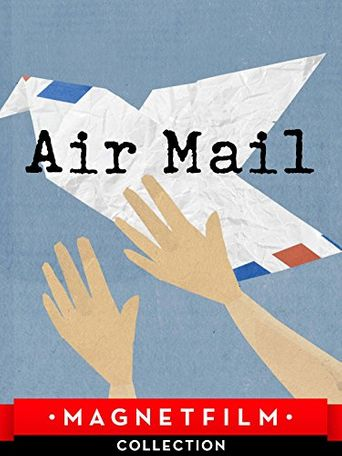Air-Mail Poster