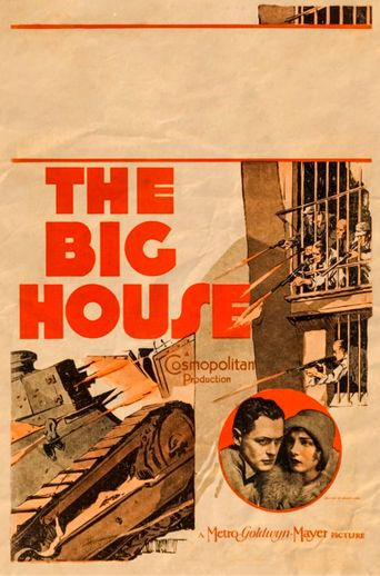 The Big House Poster