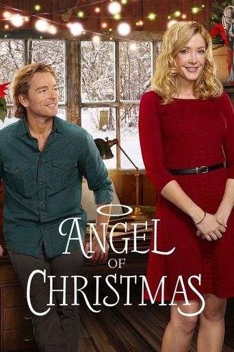 Angel of Christmas Poster