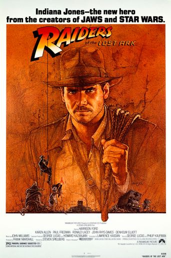 Watch Raiders of the Lost Ark