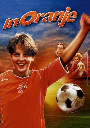 In Orange Poster
