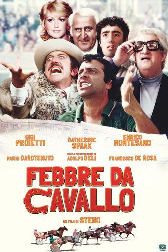 Horse Fever Poster