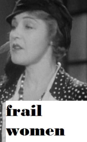 Frail Women Poster