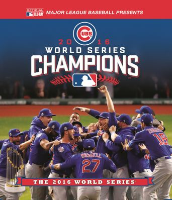 2016 World Series Champions: The Chicago Cubs Poster