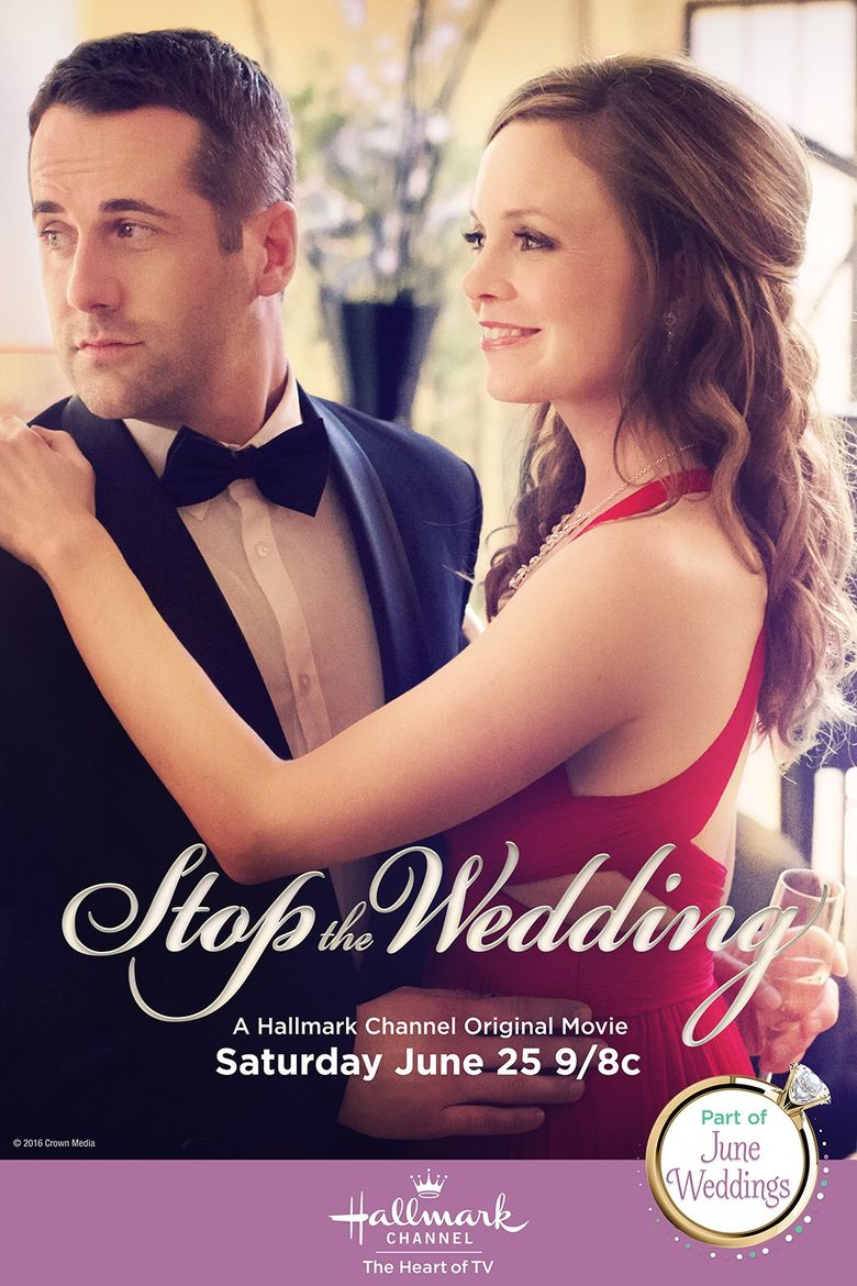 Stop the Wedding Poster