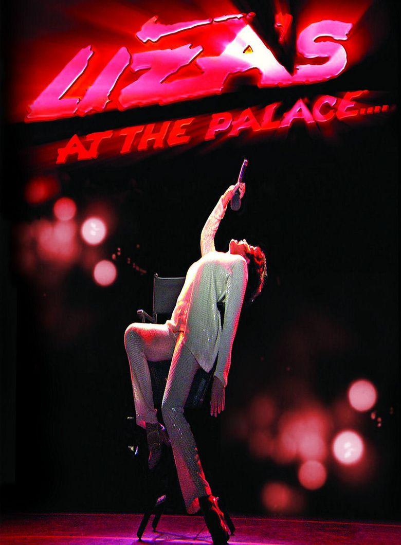 Liza Minnelli: Liza's at The Palace Poster