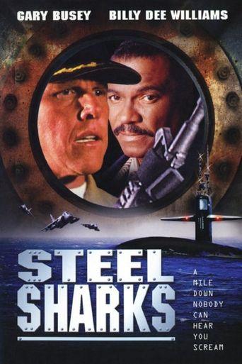 Steel Sharks Poster