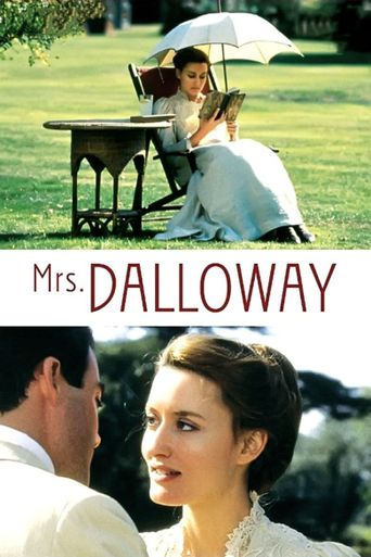 Mrs. Dalloway Poster