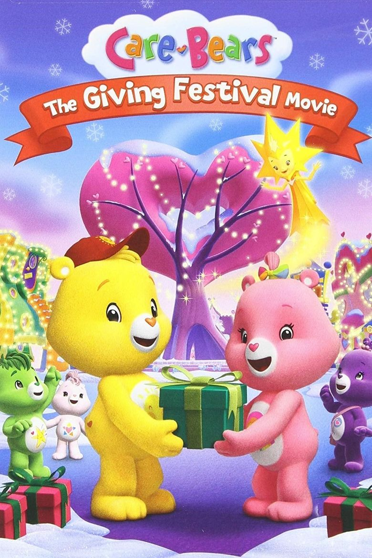 Care Bears: The Giving Festival Poster
