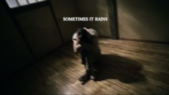 Sometimes it rains Poster
