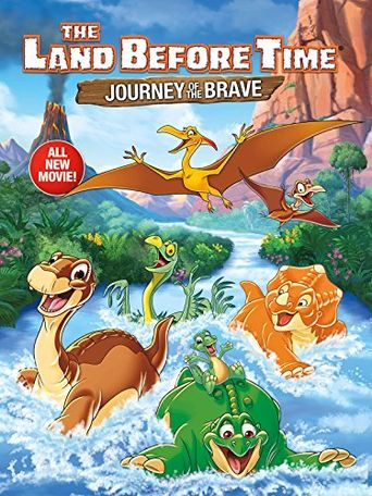 The Land Before Time XIV: Journey of the Brave Poster