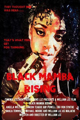 Black Mamba Poster