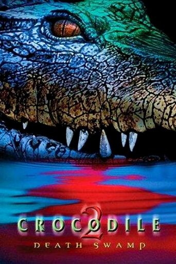 Crocodile 2: Death Swamp Poster