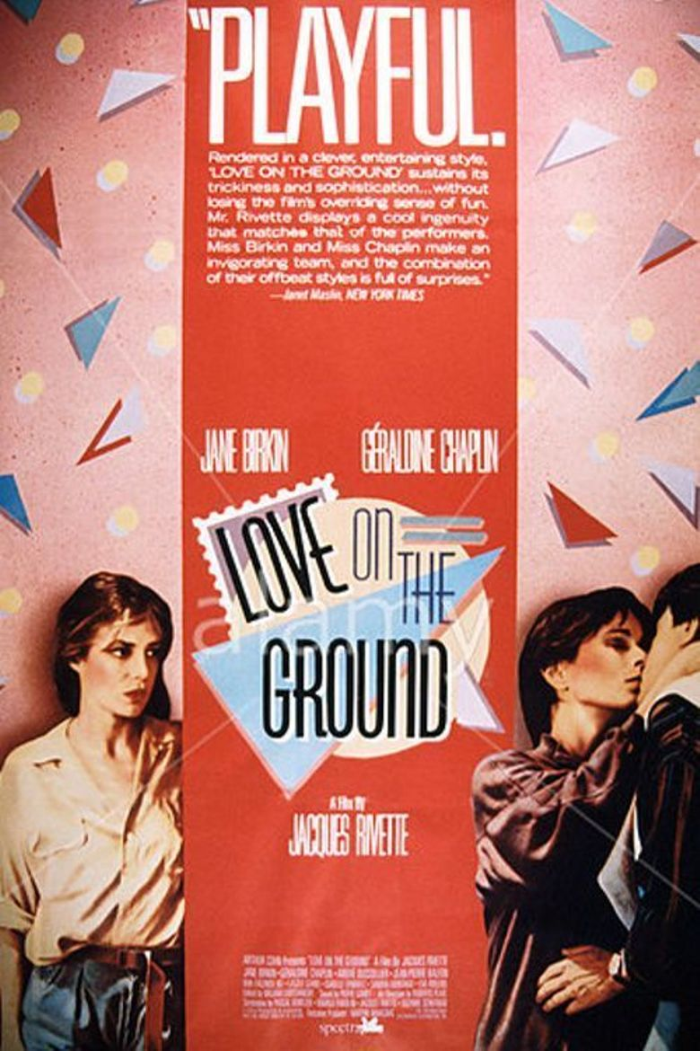 Love on the Ground Poster