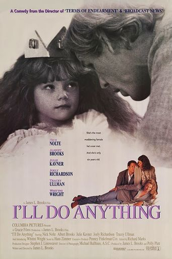 I'll Do Anything Poster