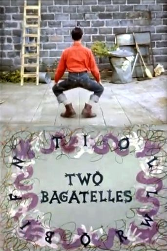 Two Bagatelles Poster
