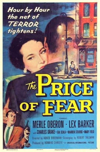 The Price of Fear Poster
