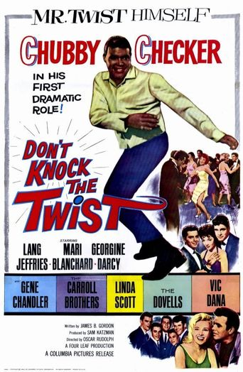 Don't Knock the Twist Poster