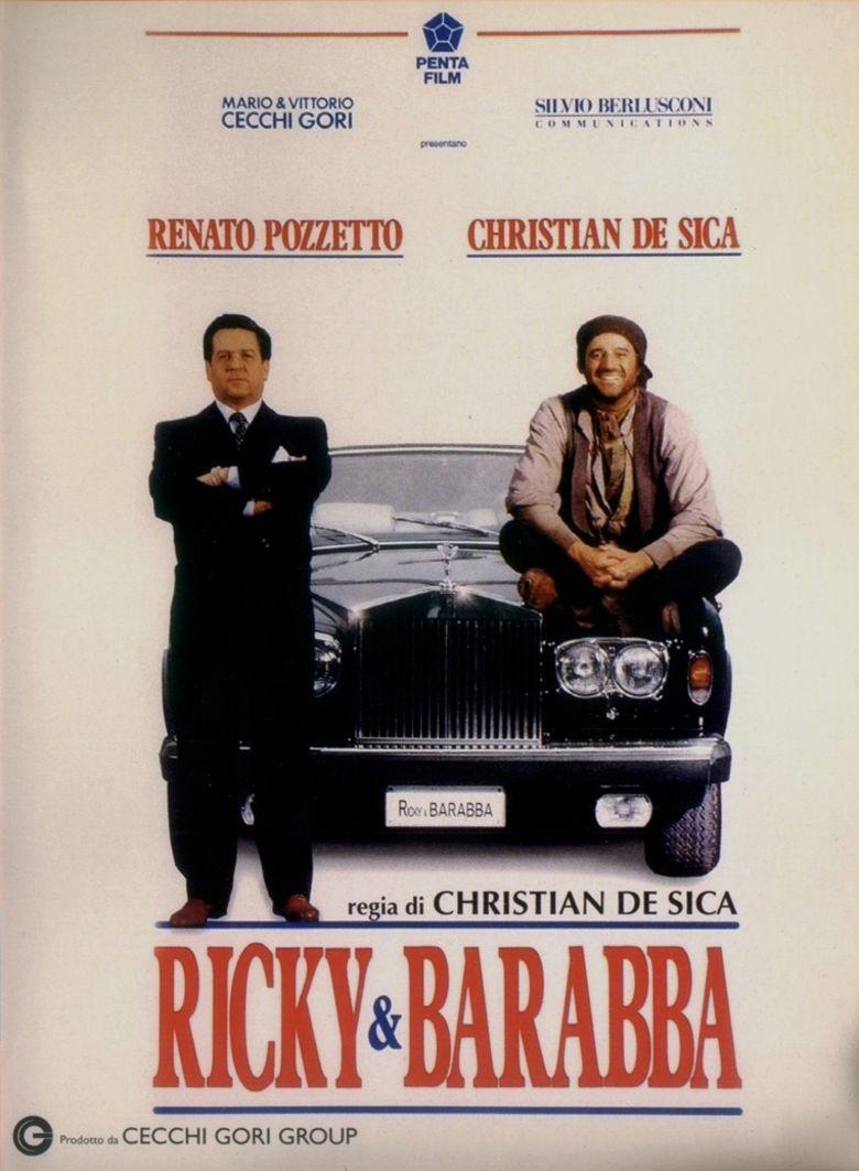 Ricky e Barabba Poster