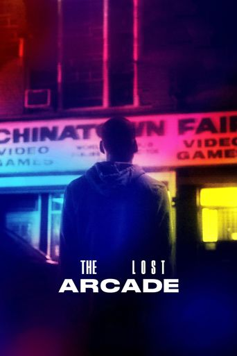 The Lost Arcade Poster