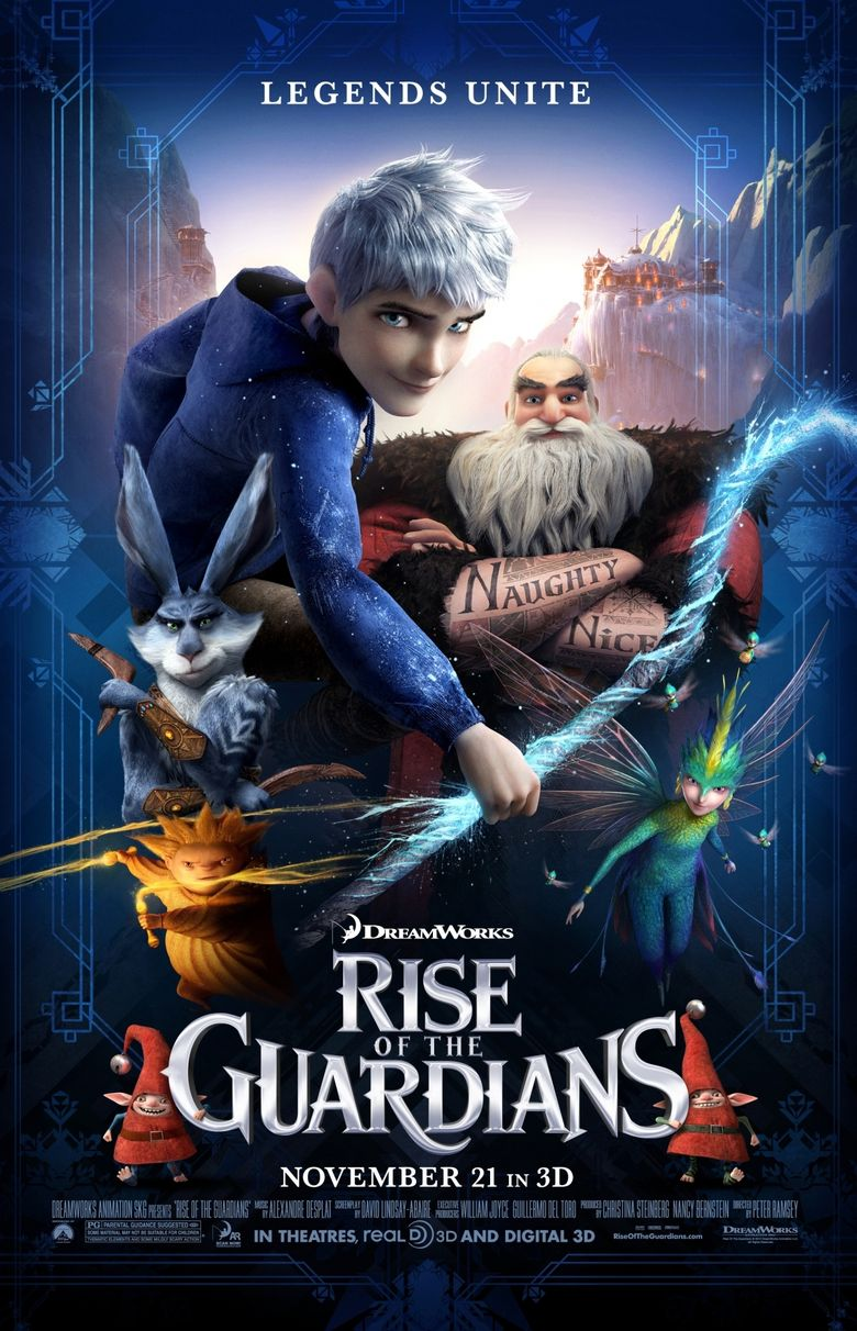 Watch Rise of the Guardians