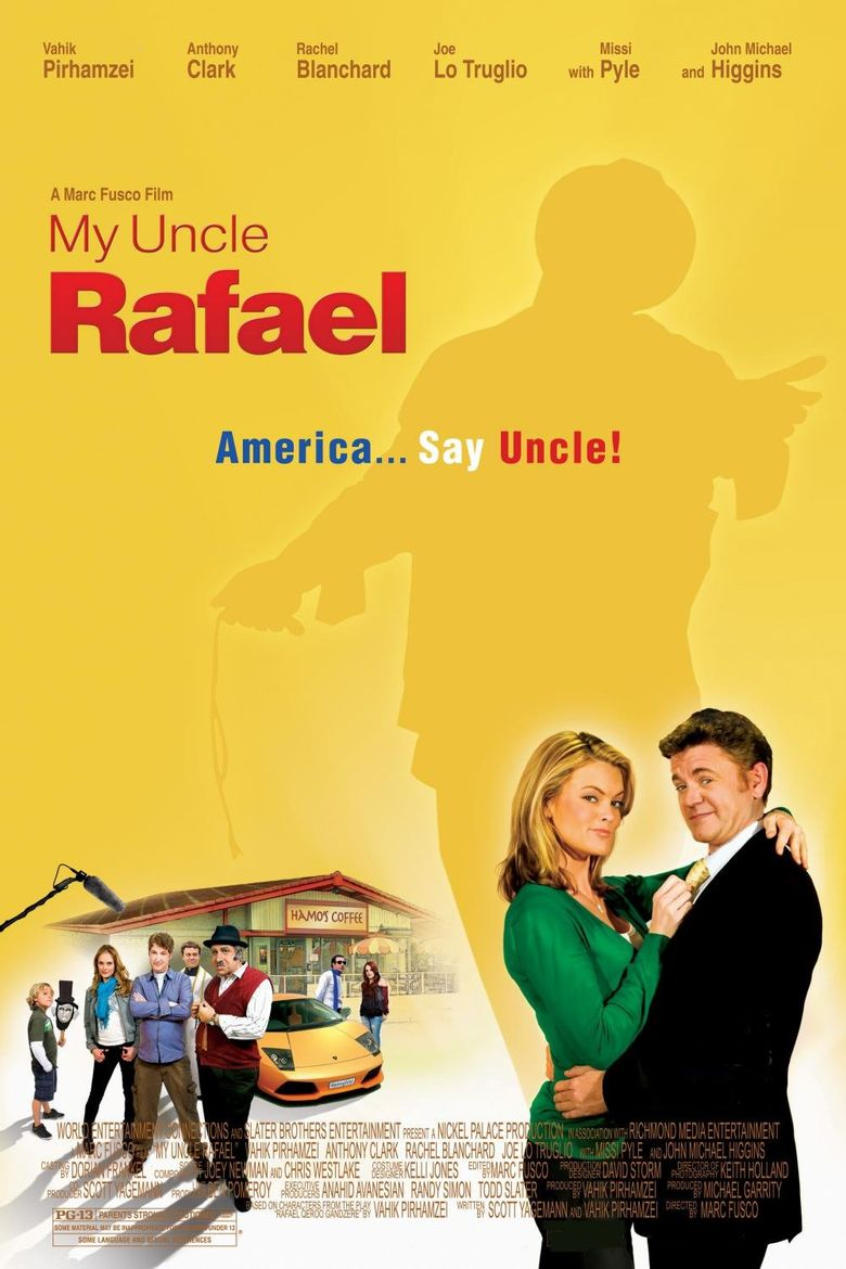My Uncle Rafael Poster