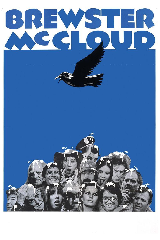 Brewster McCloud Poster