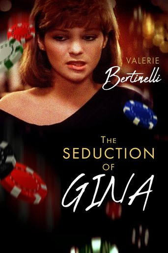 The Seduction of Gina Poster
